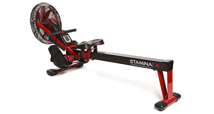 Review Stamina X Air Rower Indoor Rowing Machine